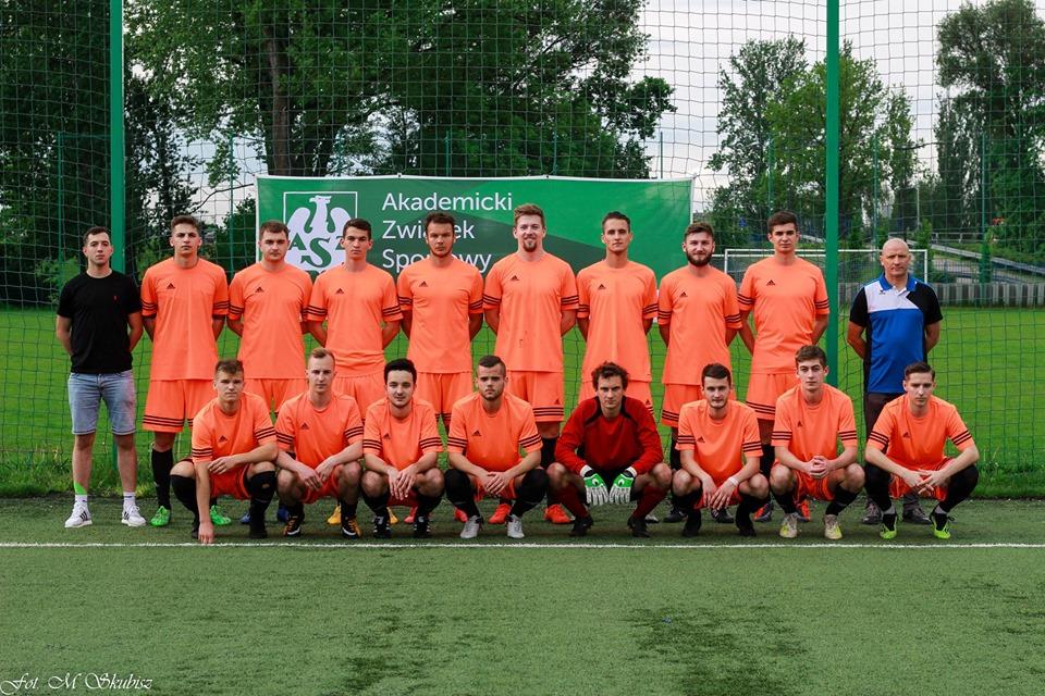 AZS PK piłka nożna